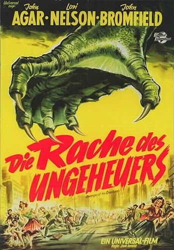 Revenge of the Creature (german)