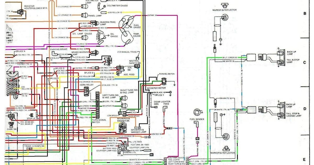 Jeep Cherokee Headlight Switch Wiring Diagram