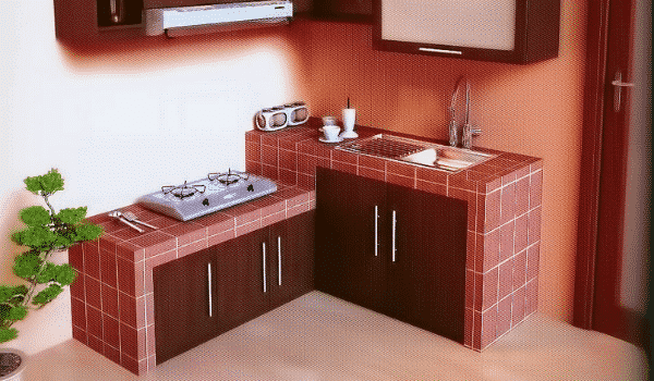 550 Koleksi Ide Desain Dapur Warna Warni HD Unduh Gratis