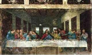 La Ultima Cena De Leonardo Da Vinci