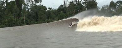 Surfers find big wave in rare spot (GrindTV.com)