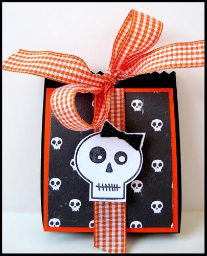 Glue Dots Halloween Treats