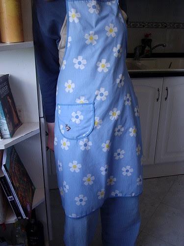 Amelia's apron