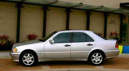 """Buy used 1999 Mercedes Benz C280 Sport """"One Owner"""" Extra ..."""