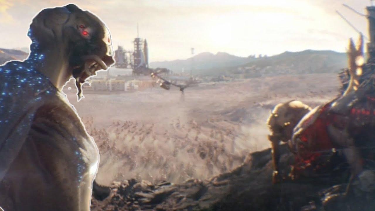 Call Of Duty Ghost Extinction Awakening Ending