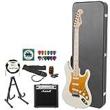 Fender Starcaster 028-0002-580 Vanilla Cream Electric Guitar w/ Accessories, Amp and Online Lesson
