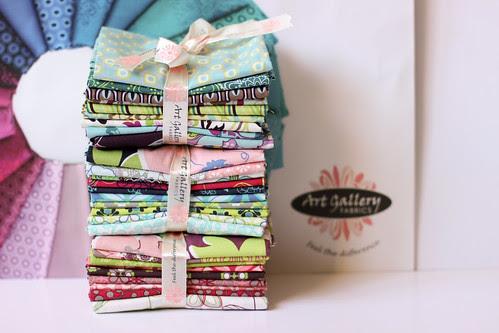 Pretty Fabrics by Jeni Baker