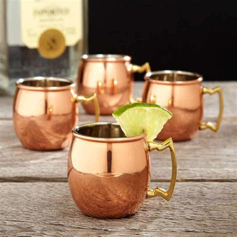Moscow Mule Mugs   Are Copper Mugs Really Better?