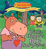Hilda Hippo's Big Surprise by Natalie Shaw