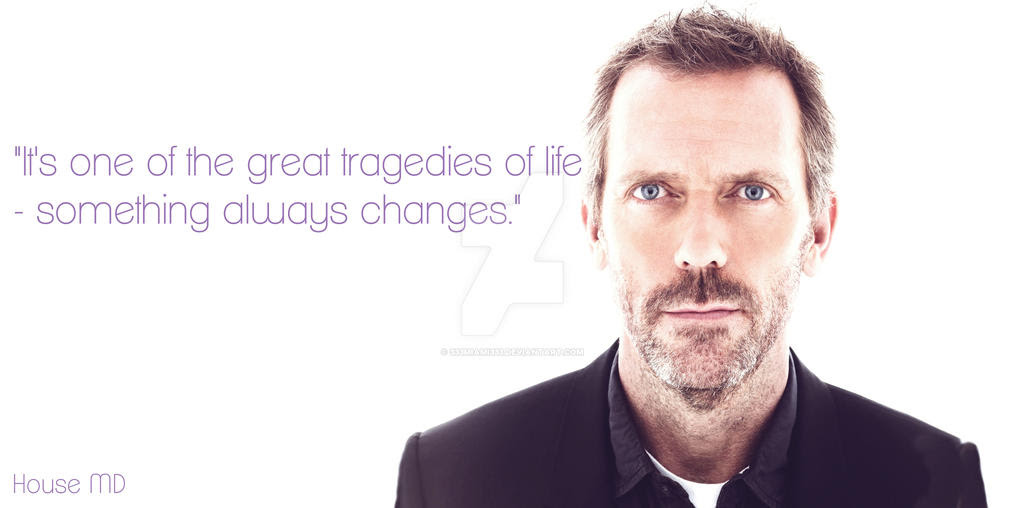 Dr House Quotes Wallpaper