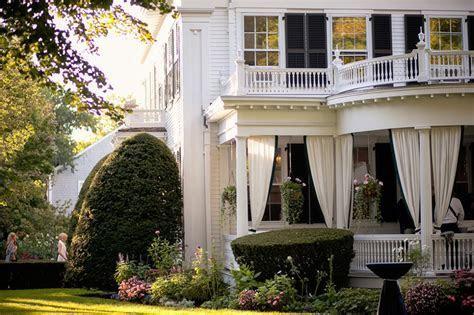 Martha's Vineyard Wedding Weekend: Daniel Fisher House