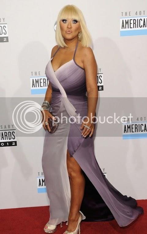 american music awards 2012: performance e red carpet