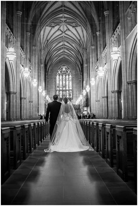 Summer Wedding at Duke Chapel and Bay 7