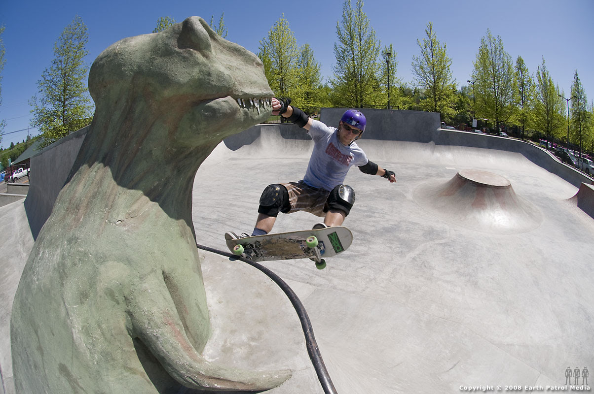 Dave - FS Grind @ Tigard