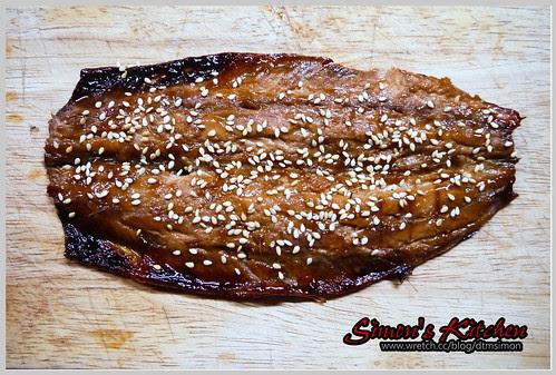 仿浦燒鰻魚飯08