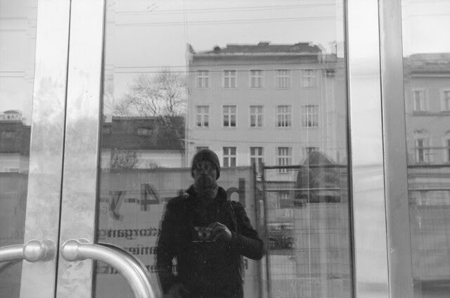 hyperfocal selfie