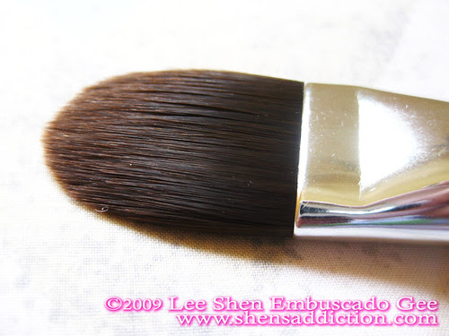 suesh foundation brush (closer look) by you.