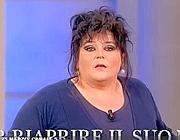 La finta terremotata aquilana andata in onda nella puntata in cui si è parlato del terremoto