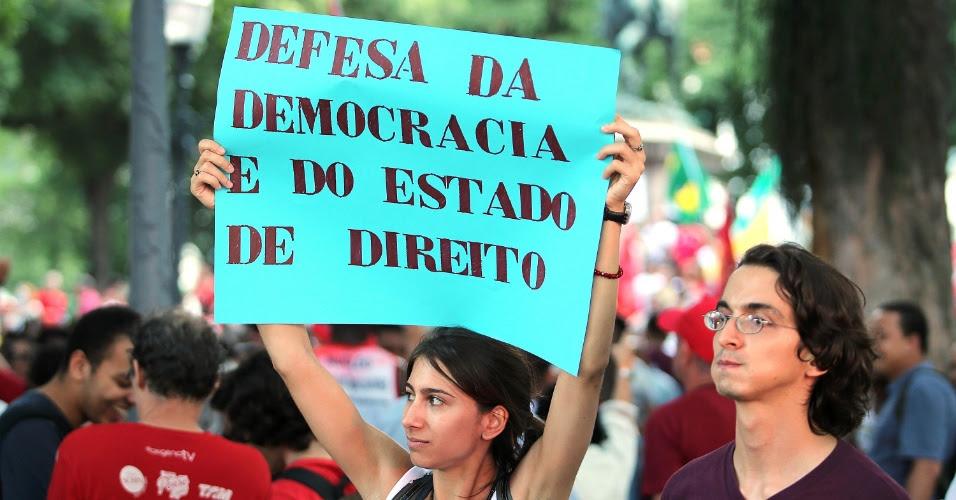 Resultado de imagem para Defender Lula da sanha da Lava Jato é defender a democracia