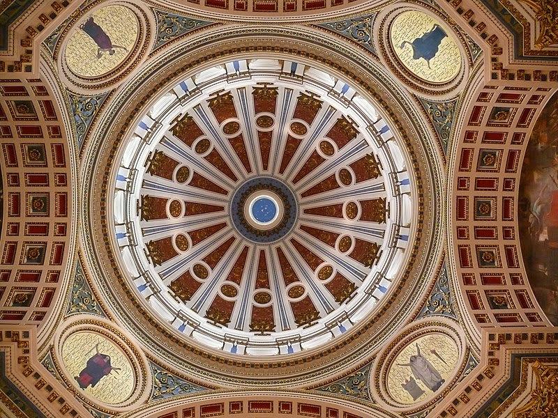 Rotunda Pennsylvania State Capitol