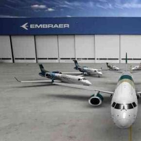 Embraer lança programa de trainne