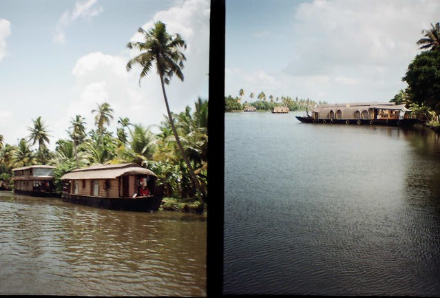 alleppey houseboat trip