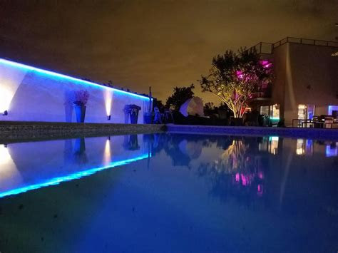 ip blue red green  amber outdoor led strip lights