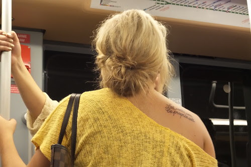 #Lei ha appena fatto un #tatuaggio by Ylbert Durishti