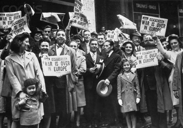 Victory In Europe Day Ve Day Andcutyourhair