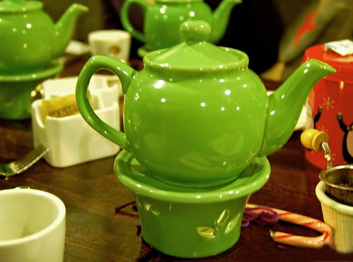 """Green"" tea"
