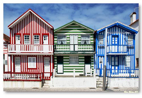 Palheiros da Costa Nova #12 by VRfoto