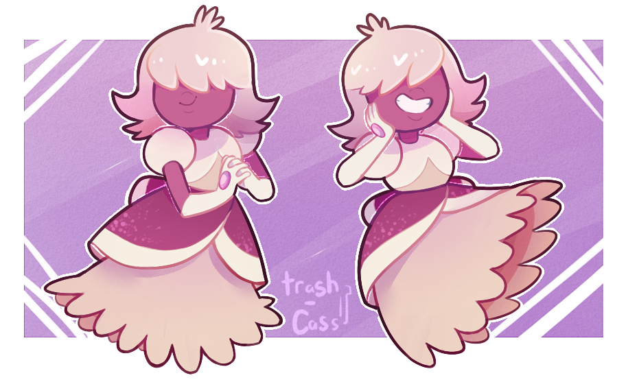 aaahhh i finally got to draw her