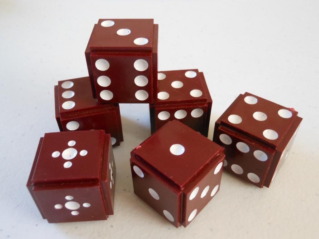 Conquest dice