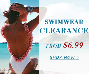 Swimwear Big Clearance