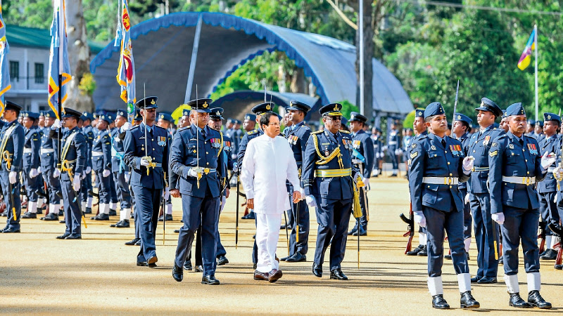Air Force to be revamped - President