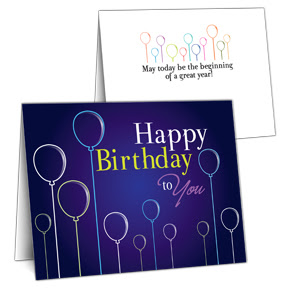 Birthday Greetings For Business Clients