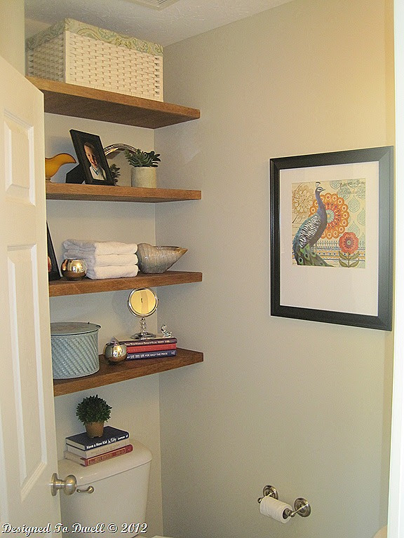 Bathroom Shelves ~ Dream Bathrooms Ideas