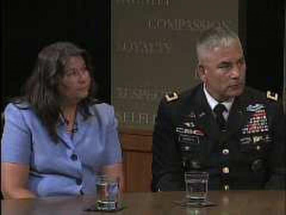 Dvids Video Maj Gen John F Campbell And Ann