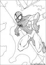 Disegni Di Spiderman Da Colorare