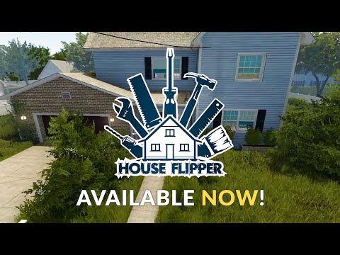 تحميل لعبة House Flipper الجديدة تصميم وتعدب