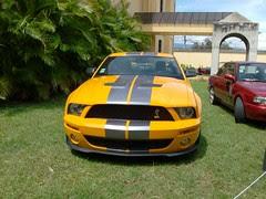 Ticobot 2008 - Exhibición de Autos