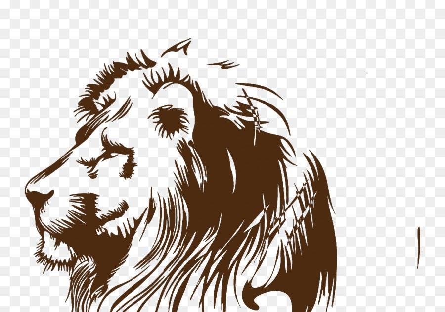 löwe comic zeichnen  tier malen