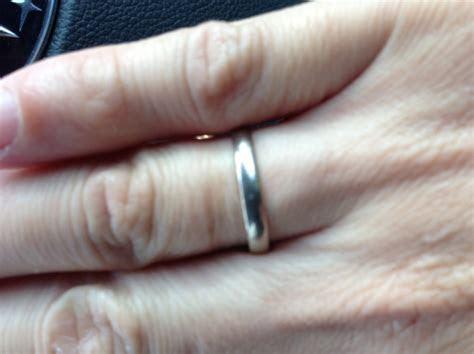 3mm Men's Wedding Band? : RockyTalky ? Diamond Jewelry