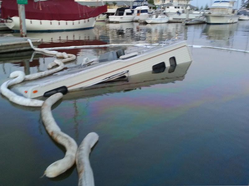 Amphibious Winnebago Fail 2