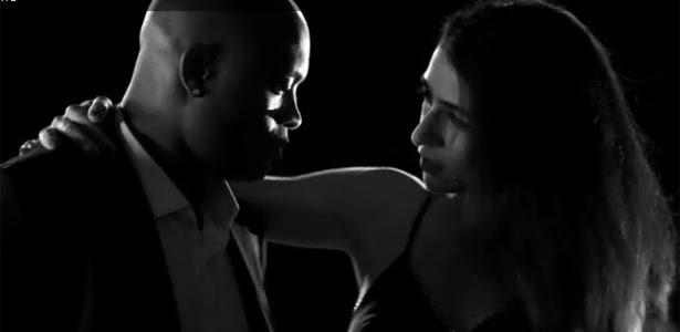 Marisa Monte dança com Anderson Silva no clipe de Ainda Bem, divulgado neste domingo (25/9/2011)