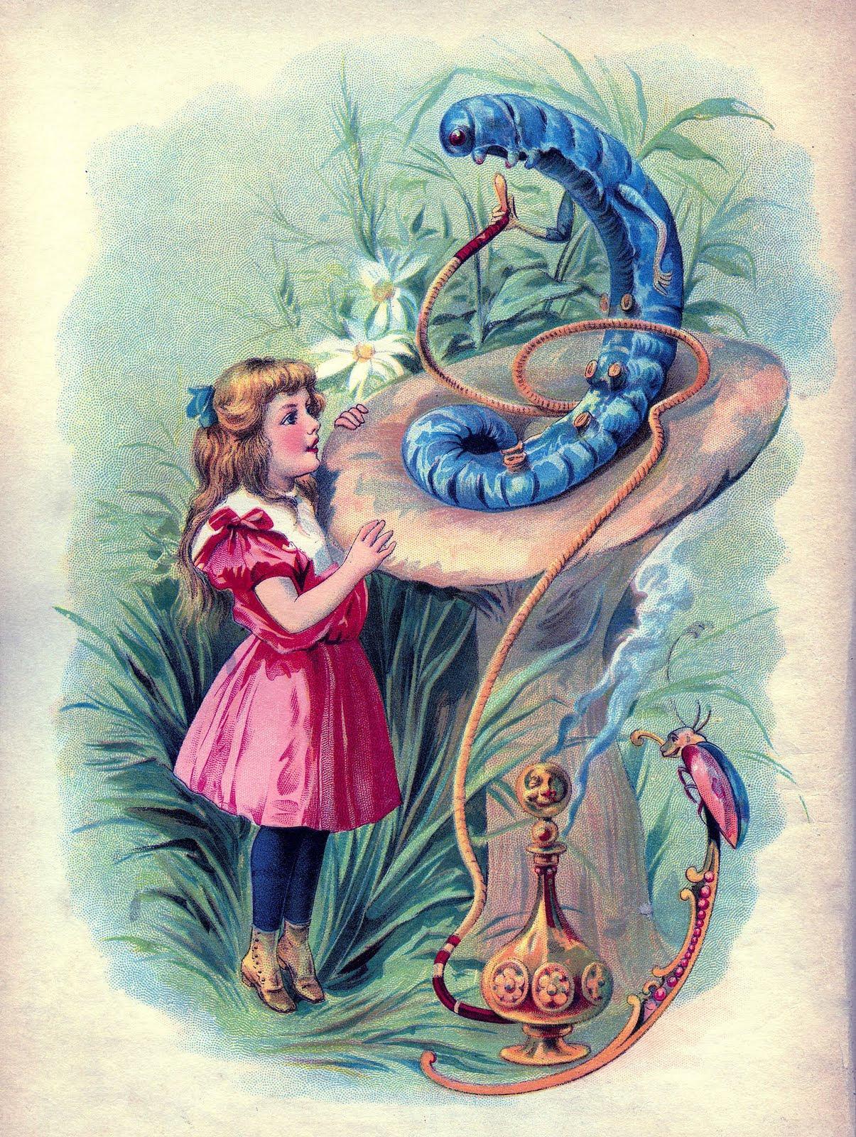 不思議の国のアリス Alice In Wonderland スマホ壁紙 待ち受