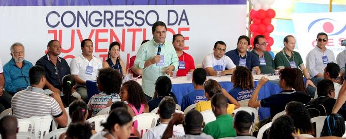 Edivaldo Júnior espera 15 partidos em sua coligação
