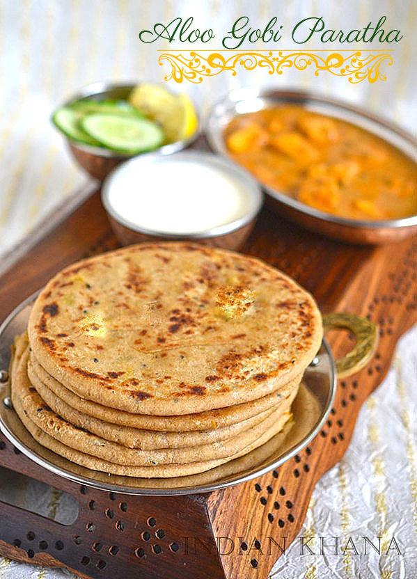 Aloo-Gobi-Paratha-Recipe
