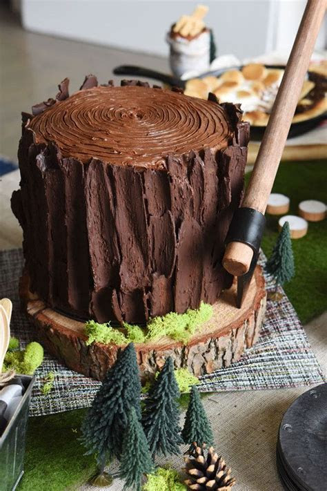 25  best ideas about Nature cake on Pinterest   Cupcake