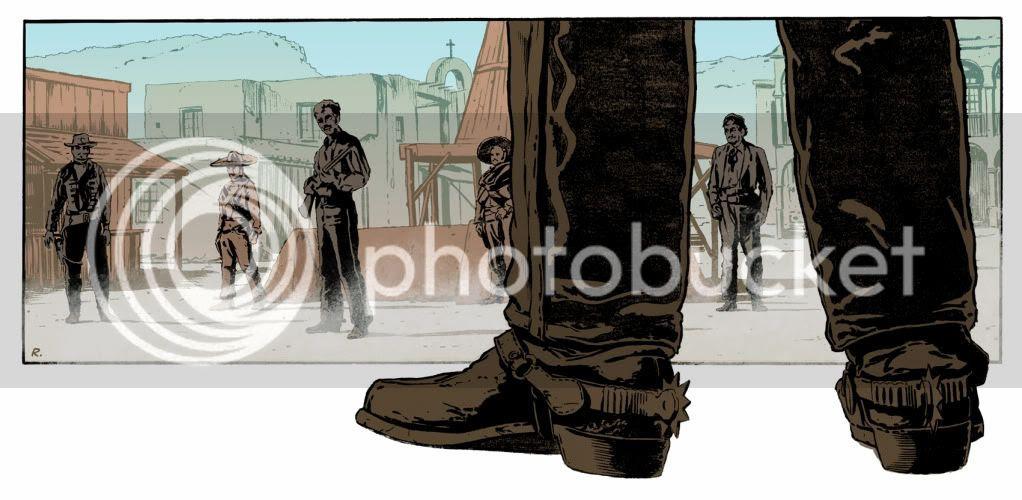 illustration,Graeme Neil Reid,Western